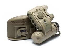 Surefire HL1-A Helmet Light LED and Infrared Light with 1 CR123A Battery Polymer