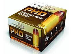 Cutting Edge Bullets PHD Ammunition .45 ACP 150 Grain HG Raptor Hollow Point Copper Lead-Free Box...