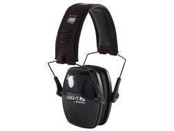 Howard Leight Leightning LOF Ultraslim Earmuffs (NRR 23 dB) Black