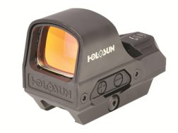 Holosun HE510C-GR Elite Reflex Sight 1x Selectable Green Reticle Weaver-Style Quick-Release Mount...