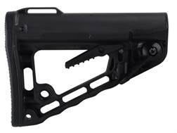 Rogers SuperStoc Stock Collapsible AR-15, LR-308 Synthetic Black