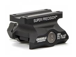 Geissele Super Precision Trijicon MRO Sight Mount Picatinny-Style 7075-T6 Aluminum