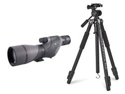 Vortex Optics Razor HD Spotting Scope Combo 20-60x 85mm Straight Body Green with Pro GT Tripod Kit