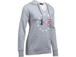 Under Armour Women's UA Freedom Logo Favorite Fleece Hoodie Cotton/Poly