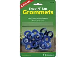 Coghlan's Snap N' Tap Grommet Plastic Pack of 8
