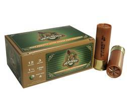 "Hevi-Shot Duck Waterfowl Ammunition 12 Gauge 3"" 1-1/4 oz #4 Non-Toxic Shot"