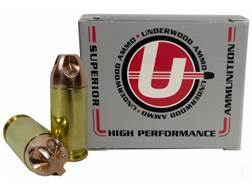 Underwood Ammunition 460 Rowland 200 Grain Lehigh Xtreme Penetrator Lead-Free Box of 20