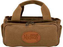 MidwayUSA Deluxe Cotton Canvas Four Box Shell Carrier