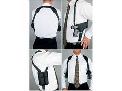 DeSantis Patriot Shoulder Holster System Ambidextrous Glock 17, 20, 21, 22, S&W M&P, 5904, 5906, ...