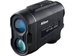 Nikon Monarch 3000 Stabilized Laser Rangefinder 6x 21mm Black