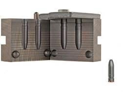 RCBS 2-Cavity Bullet Mold 6.5-140-SIL 6.5mm (264 Diameter) 140 Grain Silhouette Gas Check