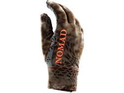 NOMAD Heartwood LVL1 Liner Gloves Polyester Kryptek Banshee Camo