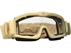 Military Surplus Arena Goggles Grade 3 Sand