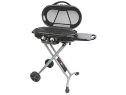 Coleman Roadtrip X-Cursion Propane Grill Steel Blue