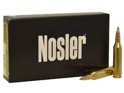 Nosler E-Tip Ammunition 243 Winchester 90 Grain E-Tip Lead-Free Box of 20