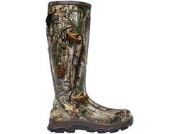 "LaCrosse 4XBurly 18"" Waterproof Uninsulated Hunting Boots Rubber"