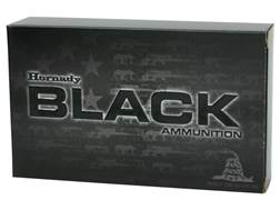 Hornady Black Ammunition 223 Remington 75 Grain Hollow Point Boat Tail Match Box of 20