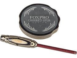 FoxPro Knuckle Puck Glass Turkey Call Orange