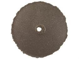 "Cratex Abrasive Wheel Knife Edge 5/8"" Diameter 1/16"" Arbor Hole Medium Bag of 20"