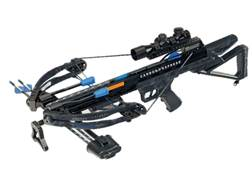Carbon Express Intercept Supercoil LT-DLX Crossbow Package with Deluxe 4x32 Illuminated Scope Kry...
