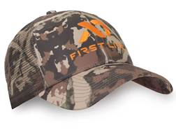 First Lite Trucker Mesh Back Logo Cap Polyester