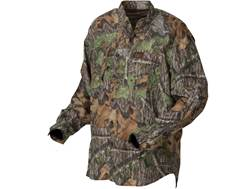 Banded Men's Lightweight Vented Button-Up Shirt Long Sleeve