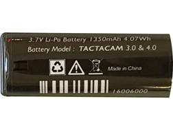 TACTACAM 3.0/4.0 Action Camera Rechargeable Battery 3.7 Volt Lithium