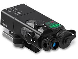 Steiner OTAL-C Laser Sight with Picatinny-Style Mount Black