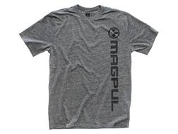 Magpul Men's Vert Logo T-Shirt Short Sleeve Polly Cotton Blend