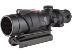 Trijicon ACOG TA31RCO BAC Rifle Scope 4x 32mm A4 Military Version Dual-Illuminated Red Chevron 22...