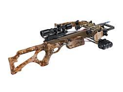 Excalibur Micro Banshee 308Short Crossbow Package with Dead Zone Scope Kryptek Banshee Camo