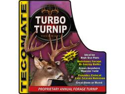 Tecomate Turbo Turnip Annual Food Plot Seed 2.75 lb