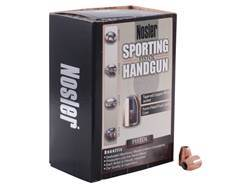 Nosler Sporting Handgun Bullets 45 Caliber (451 Diameter) 230 Grain Jacketed Hollow Point Box of 250