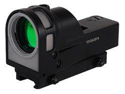 Meprolight M-21T Reflex Sight 1x 30mm Triangle Reticle with Quick Release Picatinny-Style Mount M...