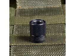 "Gemtech Thread Adapter Sig Mosquito, GSG Firefly M9x.75 to 1/2""-28 Steel Matte"
