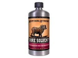 Montana X-Treme Bore Cleaning Solvent 20 oz Liquid