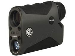 Sig Sauer KILO2000 Laser Rangefinder 7x 25mm Graphite