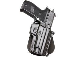 Fobus Standard Roto-Paddle Holster Polymer Black