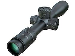 Tangent Theta TT525P Rifle Scope 34mm Tube 5-25x 56mm Side Focus Double Turn Elevation with Adjus...
