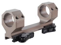 American Defense Delta 1-Piece Quick Release Scope Mount Picatinny-Style with 30mm Rings AR-15 Fl...