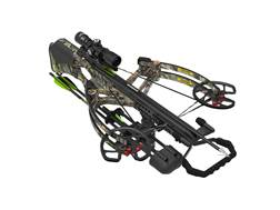 Barnett Buck Commander ReVengeance Crossbow Package with 4x32 Illuminated Scope Realtree AP Green...