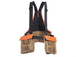 Browning Pheasants Forever Strap Vest Polyester Field Tan and Blaze Orange One Size