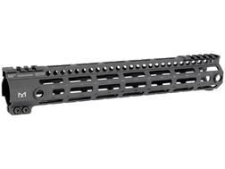 Midwest Industries 3GML Series Free Float Lightweight Gen 3 M-Lok Handguard AR-15 Rifle Length Al...