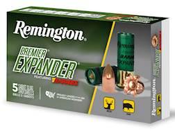"Remington Premier Expander Slug Ammunition 12 Gauge 3"" 438 Grain Barnes Polymer Tipped Copper Sab..."