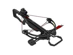 Barnett Recruit Tactical Crossbow Package with Red Dot Sight Black