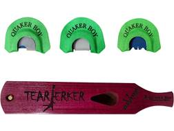 Quaker Boy Seal Rite Combo Turkey Call Kit