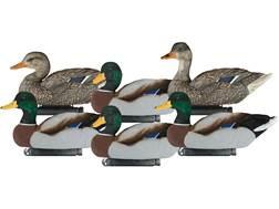 Dakota Decoy X-Treme Fully Flocked Mallard Duck Decoy Pack of 6