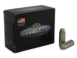 Doubletap Ammunition 10mm Auto 180 Grain Match Full Metal Jacket Flat Point Box of 50