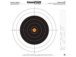 "Champion Re-Stick 100 Yard Small Bore Self-Adhesive Targets 16"" x 16"" Paper Pack of 25"