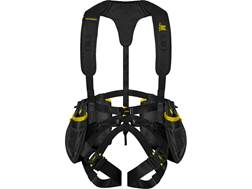 Hunter Safety System Hanger Treestand Safety Harness Black